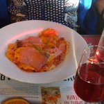 Marguerittes au saumon