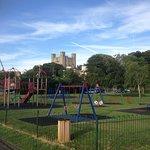 Children's play park on the Esplanade