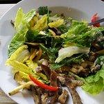 Supposedly a Smoked Mackerel Salad