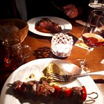 Hexenspiess and Fillet Steak