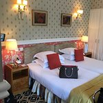 Photo de Hotel Belles Rives