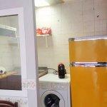cucinotto / angolo cottura +  lavatrice e frogo