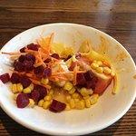 Second bowl of salad