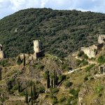 vue des 4 châteaux du belvédère