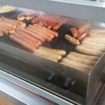 The Half Pound Hot Dogs and Polish Sausages