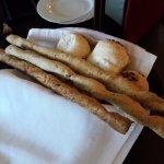 Flavored bread / Pan savorizado