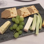 This platter is for two and was lacklustre in the extreme and let down the rest of the Tasting m