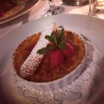 The Creme Brulee. Every bite is heaven!