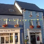 Strand House Dingle is a clothing store that stocks a wide selection of garments and accessories