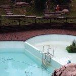 Putzmaschine hat sich nicht bewegt, Pool blieb die ganze Zeit so, Liegeplätze nicht eingerichtet
