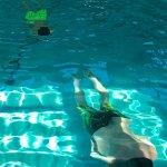 Amazing indoor pool as well as outdoor pool, indoor shuffle board and an indoor mini golf area.