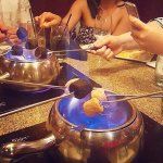 S'mores Chocolate Fondue Experience
