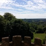 View of Mendips