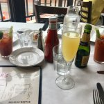 Yummy Mimosa & Bloody Mary's