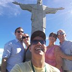 A great time in Rio!
