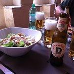 Lunch at Chiostro del Bramante
