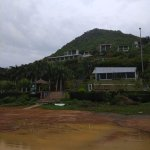 Photo of hotel taken beach