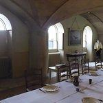 Servants dining area