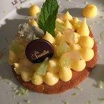 Sablé au Citron Mojito