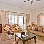 Flatlet lounge area