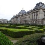 El soberbio Palacio Real
