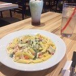 Gluten Free pasta with Gorgonzola