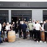 Barril Wine Bar Opening reception