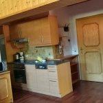 Küche / Wohnzimmer / Eingang