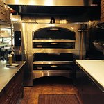 The heart of the pizzeria. We pump out some seriously amazing pizzas out of this baby