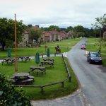'sleepy' Levisham village.