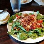 Spinish Chicken Salad