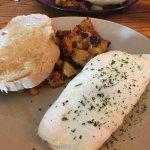 Best egg white omelet I've ever had!