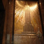 Inside the Empire State Bldg.
