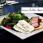 Bacon & Blue Cheese Salad