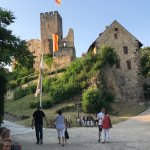 Blick auf die Burg