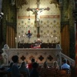Holy Blood altar