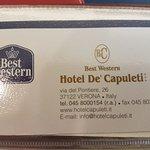 Photo of Best Western PLUS Hotel De Capuleti