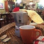 Caffè in moka, alla vecchia maniera!