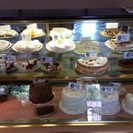 Superb desserts!