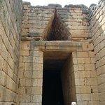 Photo of Citadel and Treasury of Atreus