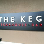 The keg.