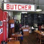 Butchers Shop Cafe