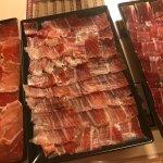 3 choices of Jamon Iberico, Ultimate Spanish Cuisine Tour