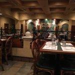 Dining area at La Carreta
