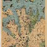 Robinsons Map of Sydney