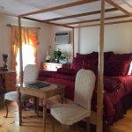 John Q Adams - King Suite Bedroom