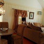 Marsden Hartley - Executive King Suite Living Area