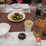 Spicy Cucumbers and Tsing Tao