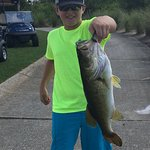 We stayed at the resort and booked a guided fishing tour for my 11 yr old. My 7 yr old got the m