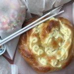 Cheese Danish Donut Friar